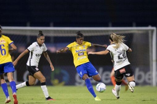 Assistir Avaí/Kindemann x Corinthians Brasileirão Feminino