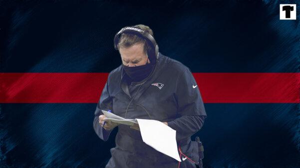 Bill Belichick, Head Coach dos Patriots.