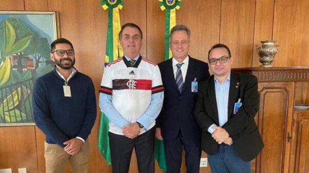 Bolsonaro, Flamengo