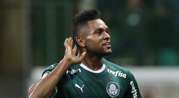 Borja possui futuro incerto no Palmeiras.