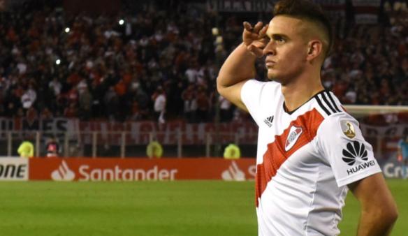 Mercado da bola: agente vê chance de Borré jogar em clube da Série A