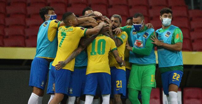 Brasil estreia na Copa América neste domingo (13).