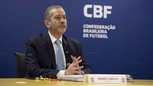 Rogério Caboclo / CBF