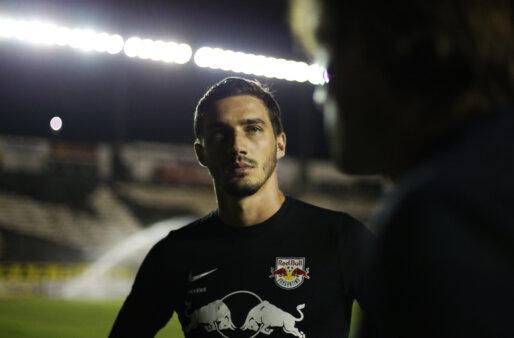 Abel Ferreira, Cleiton, Bragantino