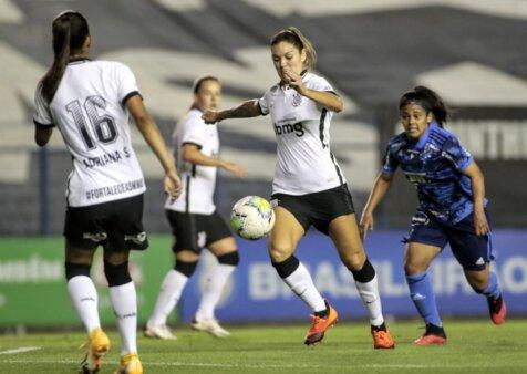 Assistir Corinthians x Cruzeiro Brasileirão Feminino AO VIVO