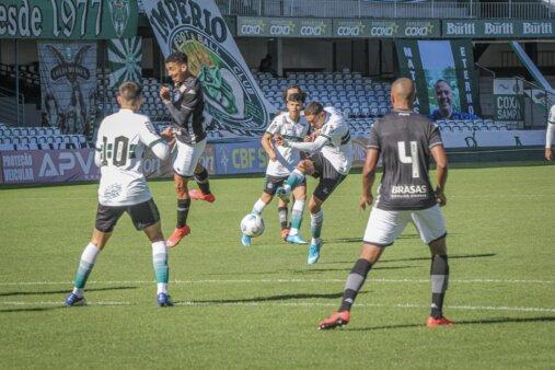 Coritiba x Botafogo