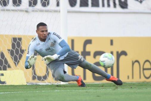 Desfalques Santos Grêmio Brasileirão