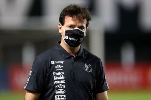 Desfalques Santos Atlético-MG Brasileirão