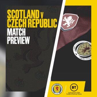 Escócia x República Tcheca guia