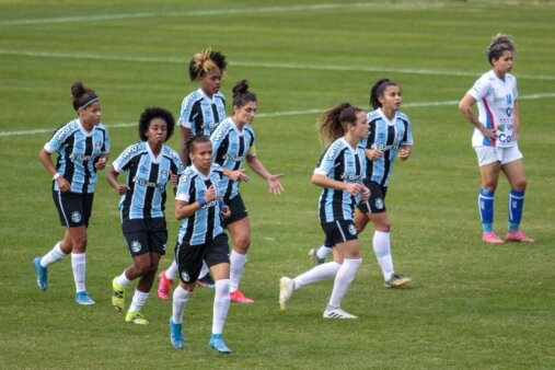 Assistir Ferroviária x Grêmio Brasileirão Feminino AO VIVO