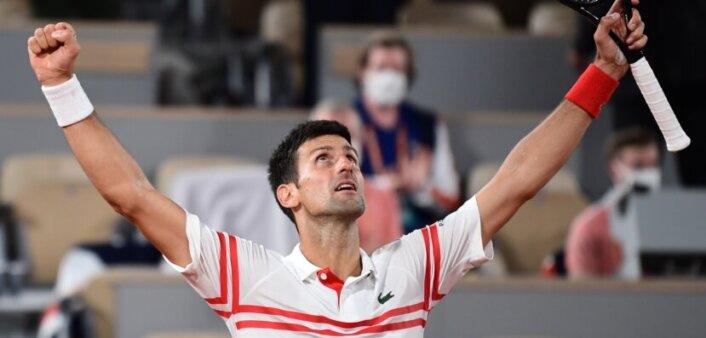 Djokovic x Tsisipas, pela final de Roland Garros