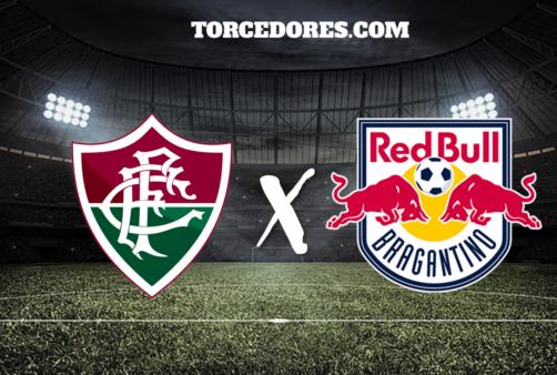 Fluminense x Red Bull ao vivo