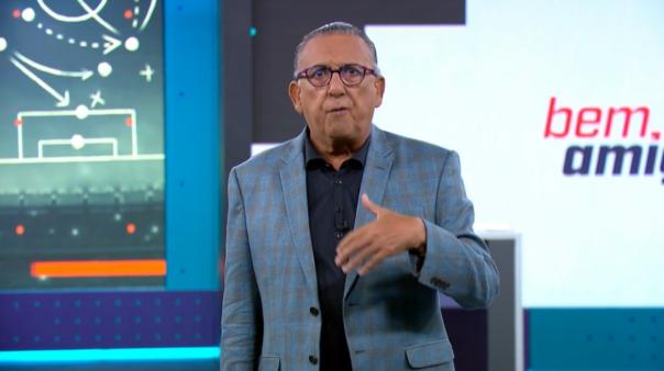 Galvão Bueno fala sobre Copa América