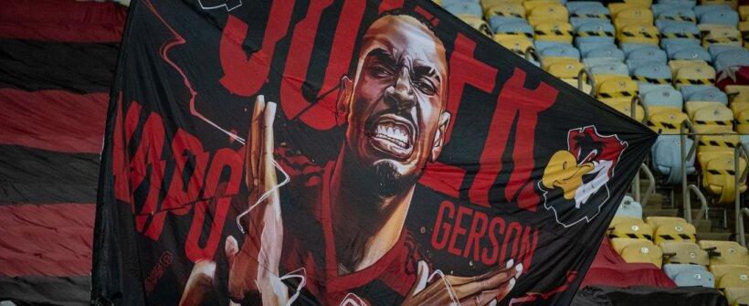 Sem Gerson, Flamengo não é mais o elenco mais caro do Brasil