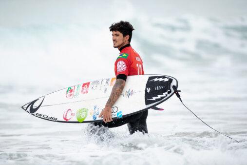Gabriel Medina representará o Brasil no surfe dos Jogos Olímpicos