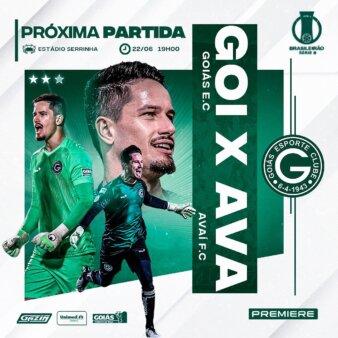 Goiás x Avaí guia