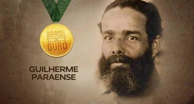 Guilherme Paraense foi o primeiro brasileiro medalhista de ouro olímpico