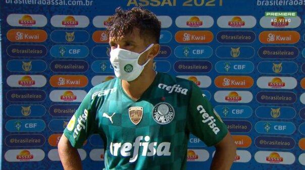 Gustavo Scarpa, Palmeiras
