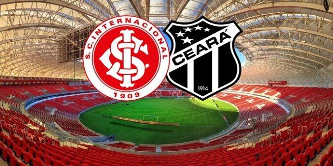 Internacional x Ceará: acompanhe o jogo em tempo real do Brasileirão 2021 - Foto: Estádio Beira Rio/ Divulgação/ SC Internacional (Arte: Adriano Oliveira)