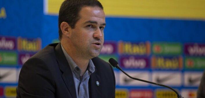 Seleção Brasileira / André Jardine