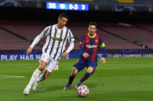 Mercado da Bola Barcelona Cristiano Ronaldo