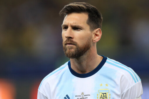 Argentina na Copa América