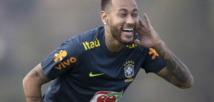 Copa América / Seleção Brasileira / Neymar