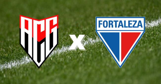 Atlético-GO x Fortaleza