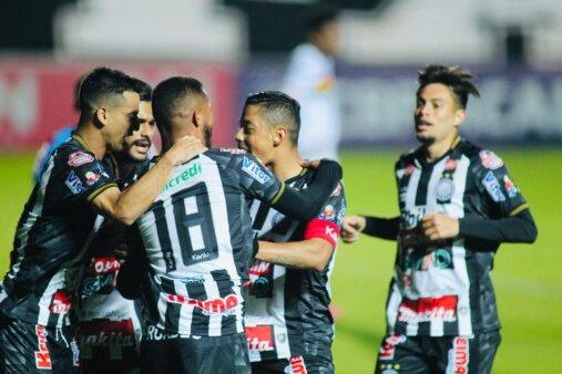 Operário-PR x Cruzeiro guia