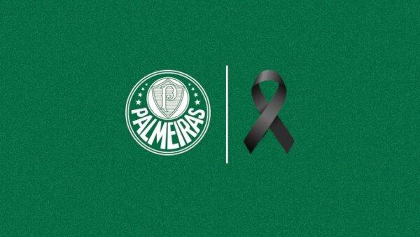 Palmeiras luto