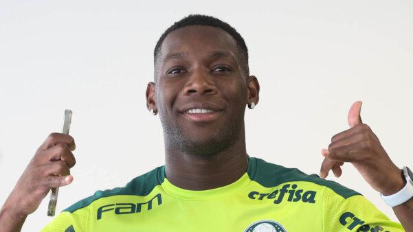 Patrick de Paula, Palmeiras