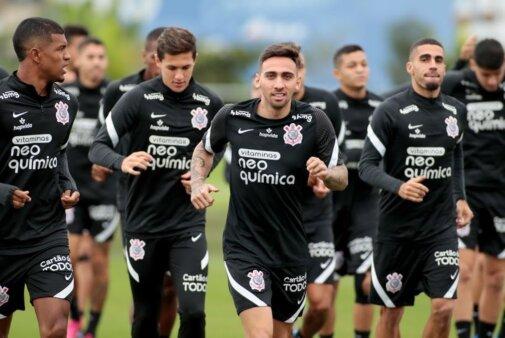 Relacionados Corinthians Atlético-GO Copa do Brasil