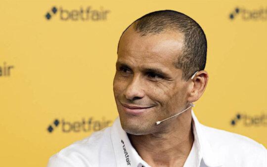 Rivaldo comenta sobre sorteio da Libertadores e aposta em 'final brasileira'