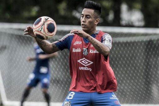 Santos acordo caso Cueva