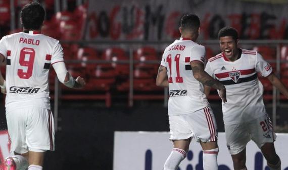São Paulo copa do brasil