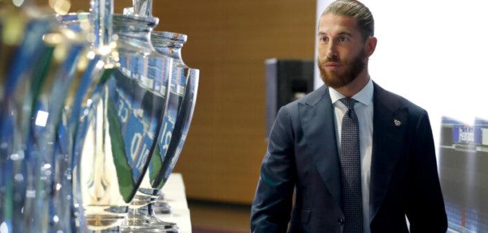 Quem será o capitão do Real Madrid sem Sérgio Ramos?