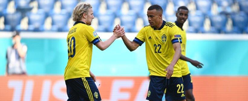 Eurocopa: Suécia vence a Eslováquia com gol de Forsberg