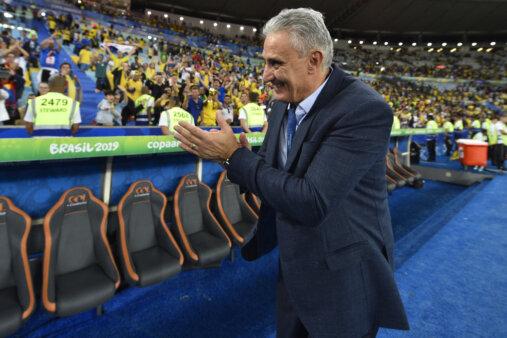 Tite / seleção brasileira