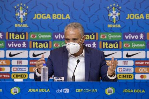 Tite, Seleção Brasileira, Brasil