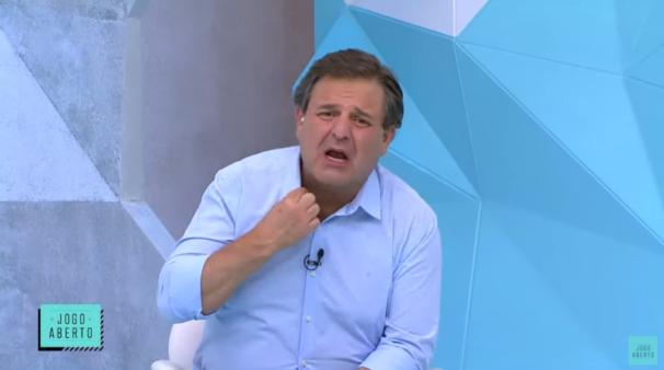 Ulisses Costa no Jogo Aberto
