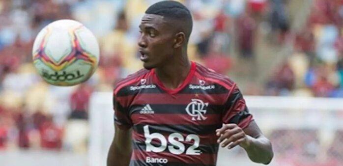 Ramon está perto de deixar o Flamengo