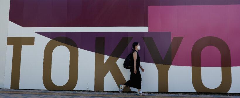 Olimpíada de Tóquio: mais 3 testam positivo; casos de Covid chegam a 80