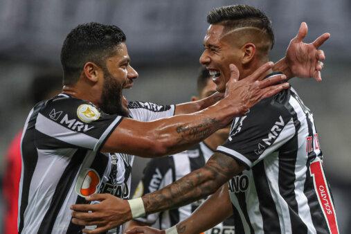 Atlético Hulk Zaracho Brasileirão