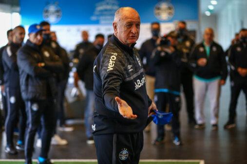 Felipão no Grêmio