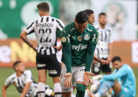 Notícias do Palmeiras - Palmeiras x Santos