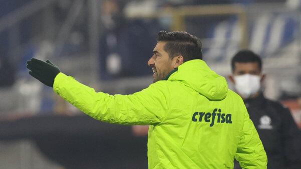 Abel Ferreira - Palmeiras