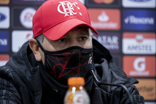 Renato Gaúcho no Flamengo