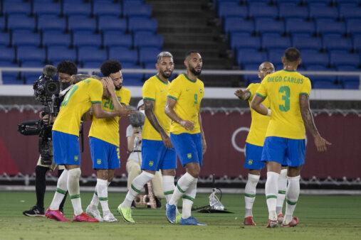Seleção brasileira nos Jogos Olímpicos