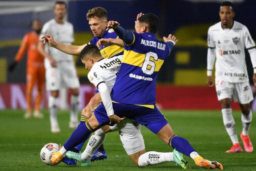 Boca Juniors - Atlético-MG