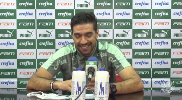 Viña, Palmeiras, Abel Ferreira